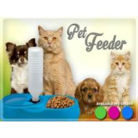 Toptancıkapında FinePet Kedi ve Köpek İçin Otomatik Su ve Mama Kabı
