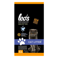 Leos Cat Litter Marsilya Sabunlu Bentonit Kalın Kedi Kumu 10 Lt