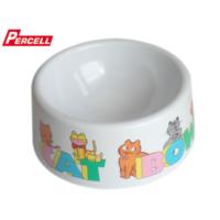 Percell Melamin Kedi Mama Su Kabı 350 Ml