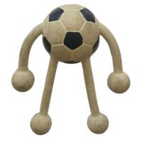 Eastland Sesli Köpek Oyuncak Futbol Topu 17 Cm