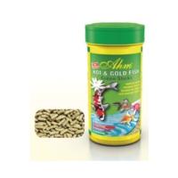 Ahm Koi Goldfish Green Sticks Balık Yemi 1000 Ml
