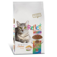 Reflex Gourmet Renkli Yetişkin Kedi Mamasi 3 Kg