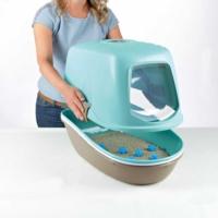 Trixie Kedi Elekli Ve Kapalı Tuvaleti 39X42X59 Cm