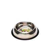 Flip Ke-4601 Kedi Köpek Çelik Mama Kabı 8 Oz. (240Ml)