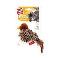 Gigwi 7020 Melody Chaser Doğal Tüylü Kuş Ses Kontrollü Kedi Oyuncağı