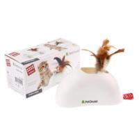 Gigwi 7022 Pet Droid Hareket Sensörlü-Doğal Tüylü Kedi Oyuncağı