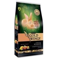 Gold Wings Premium Kemirgen Yemi 1 Kg