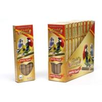 Gold Wings Kuşlar Için Kumlu Tünek 19 Cm (4'Lü Paket)