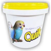 Quik Q-200 Vitaminli Muhabbet Kuşu Yemi 8 Kg