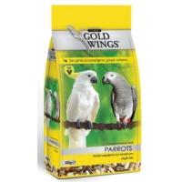 Gold Wings Classic Papağan Yemi 500 Gr
