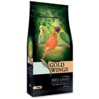 Gold Wing Premium Mineralli Kuş Kumu 350 Gr