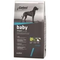 Golosi Dog Baby Maxi Tavuklu Büyük Irk Yavru Köpek Mamasi 3 Kg