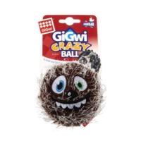 Gigwi 6204 Crazy Ball Çılgın Kirpi Top Köpek Oyuncağı 6 Cm