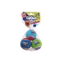Gigwi 6119 Gigwi Ball Tenis Topu Köpek Oyuncağı 3'Lü 5 Cm