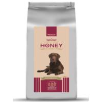 Honey Kuzu Etli Pirinçli Yetişkin Köpek Maması 15 Kg