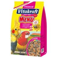 Vitakraft Premium Menü Vital Balli Paraket Yemi 1000 Gr