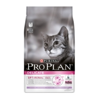 Pro Plan Delicate Turkey&Rice Hassas ve Seçici Kedi Maması 3 Kg