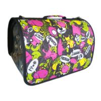 Lepus Flybag Kedi Köpek Taşıma Çantası Crazy 25*35*40 cm