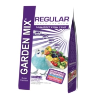 Gardenmix Vitaminli Meyveli Muhabbet Kuşu Yemi 500 gr ( 10 Adet )