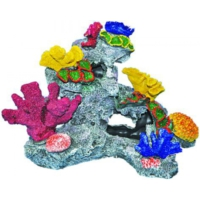 Ti-Sert Mercanlı Kaya Akvaryum Dekoru