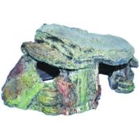 Ti-Sert Kaplumbağa Adası Akvaryum Dekoru