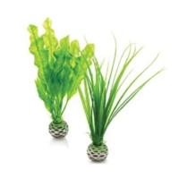Biorb Plastik Bitki 15 Cm Yeşil İkili