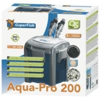 Superfish Aqua Pro 200 Dış Filtre 100/200 Lt