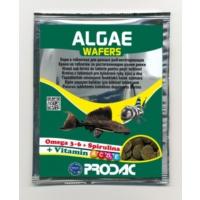 Prodac Algae Wafers Dip Balıkları İçin Bitkisel Tablet Yem 15 Gr Poşet