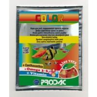 Prodac Color Renklendirici Pul Balık Yemi 12 Gr Poşet