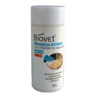 Biovet Bitkisel Kedi Köpek Pire Uzaklaştırıcı Toz 50 Gr
