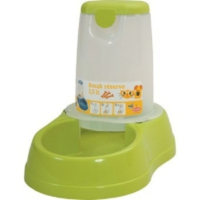 Stefanplast Hazneli Mama Kabı Açık Yeşil 1,5 Lt