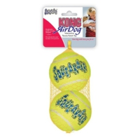 Kong Köpek Air Sq Sesli Tenis Topu Köpek Oyuncak Large 2 Adet 8,5 Cm