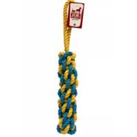Flip Köpek Diş İpi (Sarı-Lacivert) 320 Gr 42 Cm