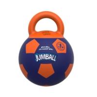 Jumball Tutmalı Futbol Topu Köpek Oyuncak