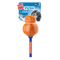 Push To Mute Ses Kontrollü Baykuş Köpek Oyuncak