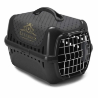 Moderna Trendy Luxurious Roadrunner Kedi Köpek Taşıma Kabı