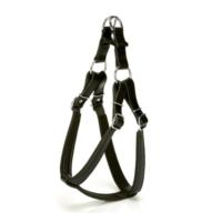 Doggie Ronin Model Comfort Deri Göğüs Tasması Xlarge Siyah
