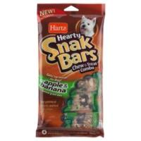 Hartz Hearty Elma Ve Muzlu Köpek Ödül Bar 6 Lı Paket