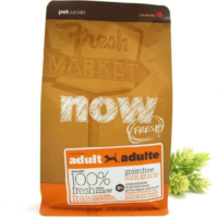 Petcurean Now Fresh Tahılsız Tavuk Somon Ördekli Yetişkin Köpek Mama 227 Gr