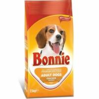 Bonnie Tavuklu Yetişkin Kuru Köpek Maması 15 Kg