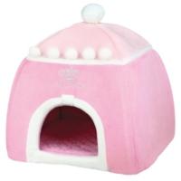 Trixie Kedi Köpek Yatağı Şato 30 Cm X 30 Cm X 30 Cm Pembe