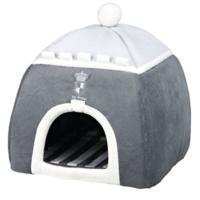 Trixie Kedi Köpek Yatağı Şato 30 Cm X 30 Cm X 30 Cm Gri