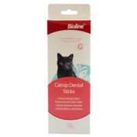 Bioline Kediotlu Tartar Önleyici Kedi Ağız Bakım Çubuk 10 Gr