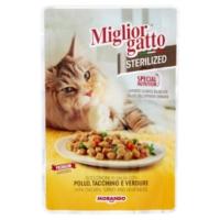 Miglior Gatto Kümes Hayvanı Ve Sebzeli Kısır Kedi Pouch Konserve 85 Gr