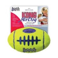 Kong Air Dog Sesli Amerikan Futbol Topu Köpek Oyuncağı Medium