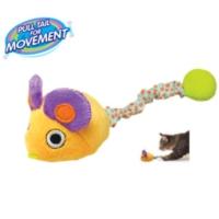 Pet Stages Scooting Mouse Hareketli Fare Kedi Oyuncağı