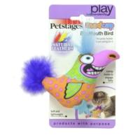 Petstages Madcap Big Mouth Bird Kedi Oyuncağı