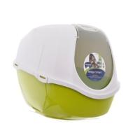 Moderna Mega Smart Kedi Tuvalet Kabı 46 Cm X 55 Cm X 49 Cm Yeşil