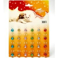 Kedi Köpek Tasması İçin Parlak Zil 14 Mm 1 Adet