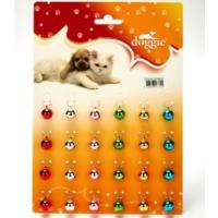Kedi Köpek Tasması İçin Parlak Zil 16 Mm 1 Adet